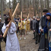 Stations of the Cross and passion plays