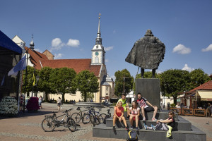 The old town of Wejherowo